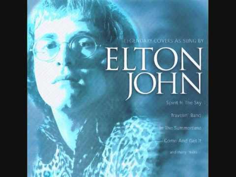 Elton John-Legendary Covers-Signed, Sealed, Delivered (I'm Yours)