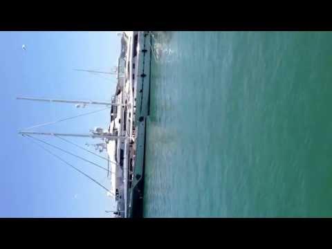 Ibiza old town marina botafoch dalt villa speedboats yachts Eivissa near pacha