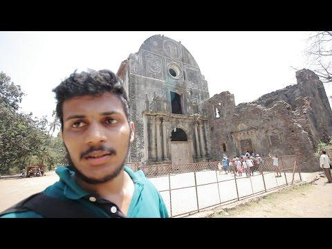 Vasai Fort (Vasai Killa) A-Z Full Tour! Feat Aamchi Vasai Part1 | India