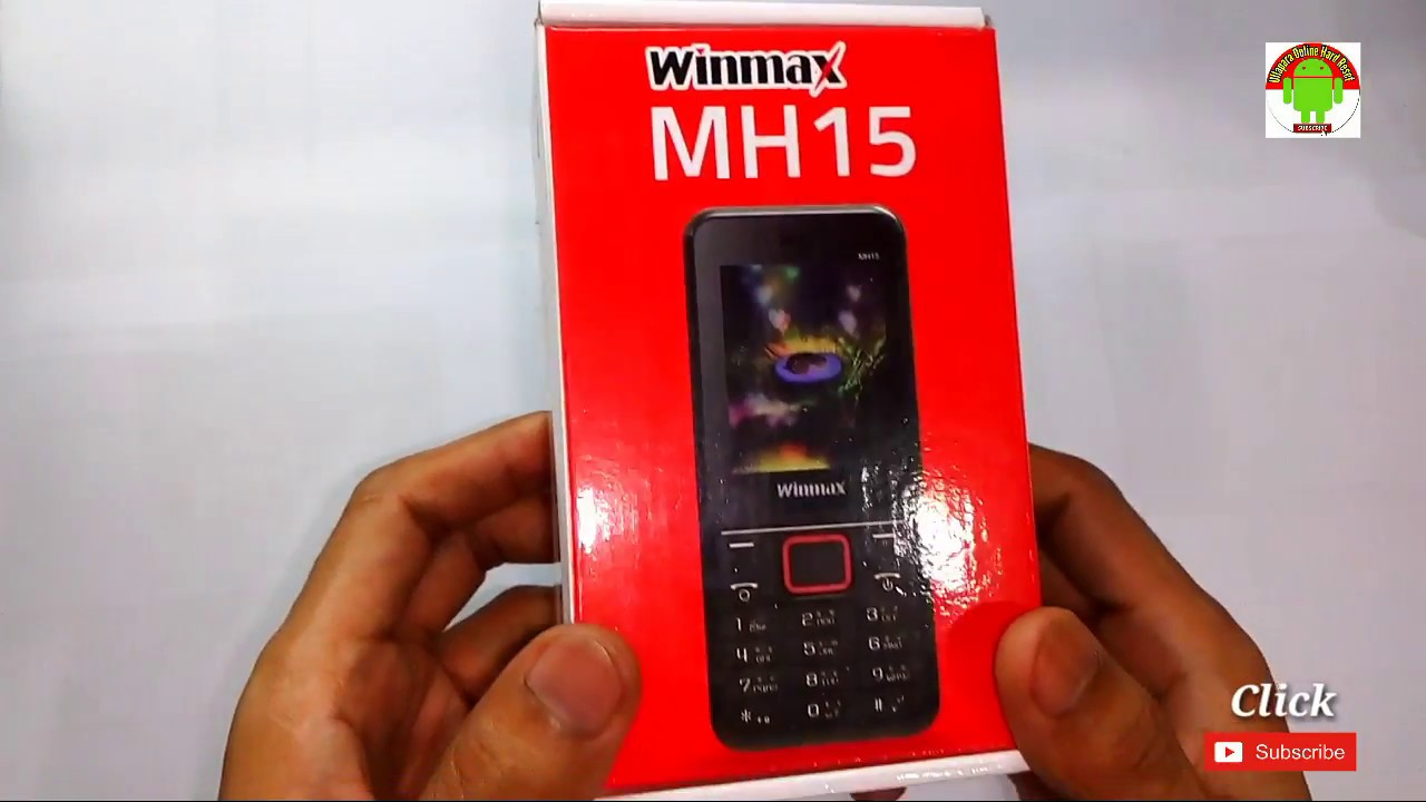 Winmax Feature Phones MH15 Unboxing Review Bangla