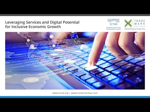 Leveraging Services and Digital Potential for Inclusive Economic Growth - Day 2 Session 2b