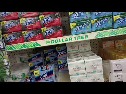 🛁Dollar Tree Soap Shelf Organization 🛁