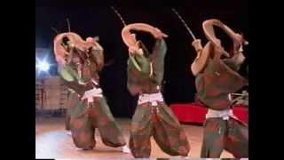 第27回全国高等学校総合文化祭  富山県立平高等学校 traditional performing art JP