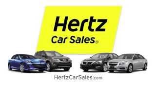 How Hertz Rent2Buy Works