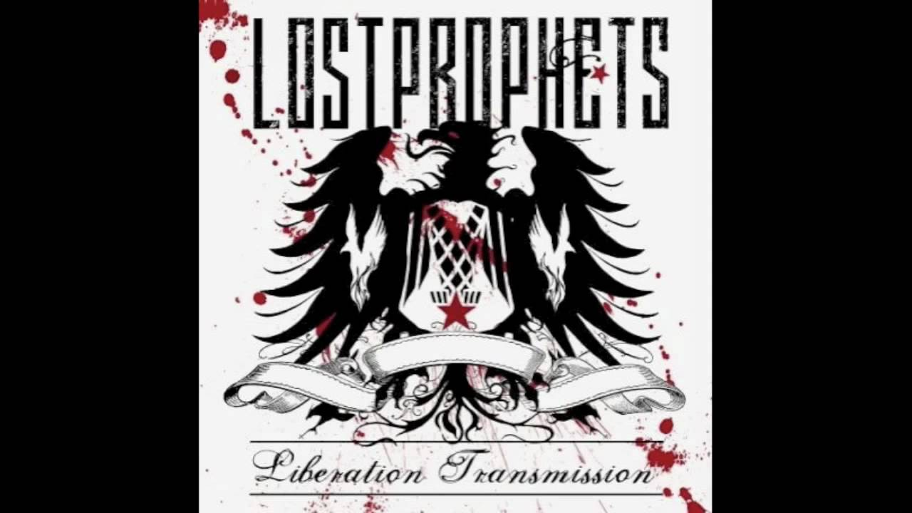 Lyrics for lost prophets