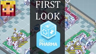 Big Pharma Game First Look Gameplay (1080p/60)