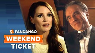 Now In Theaters: Molly's Game, Phantom Thread, The Greatest Showman | Weekend Ticket