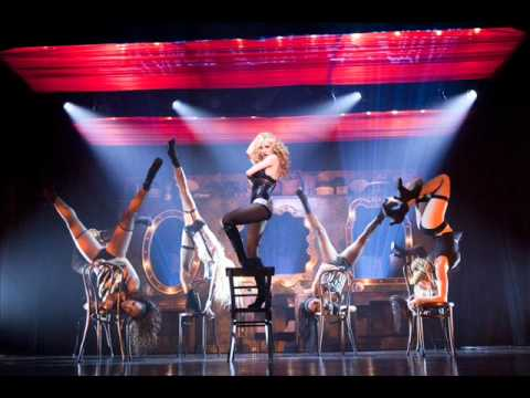 christina aguilera - show me how your burlesque