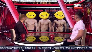 Роналду Джейкоб и Далалоян на Матч ТВ!