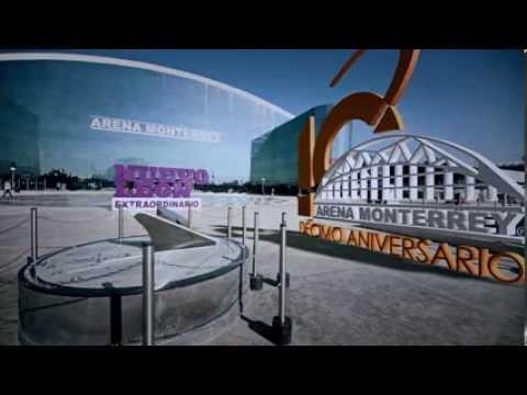 Arena Monterrey . Décimo Aniversario | #ArenaMty10Años