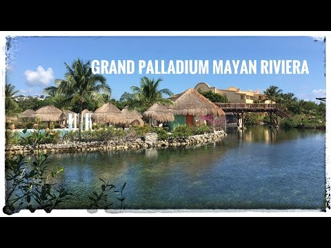 White Sands Grand Palladium at the Mayan Riviera