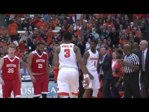 Highlights | Syracuse vs. Boston University