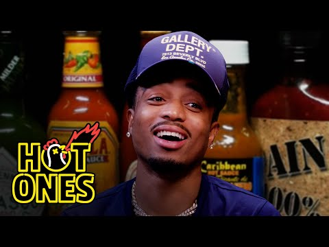 Quavo Is Stunned by Spicy Wings | Hot Ones