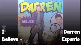Darren Espanto - I Believe