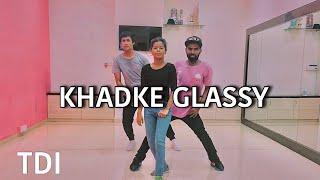 Khadke Glassy - Jabariya Jodi | Yo yo Honey Singh | Dance Choreography - Avinash Singh