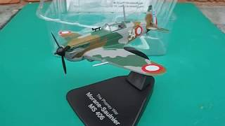 the phoney war ww2 morane saulnier ms 406 atlas editions model plane review