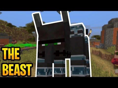 Minecraft Minecraft Village Pillage Update The Beast Scariest