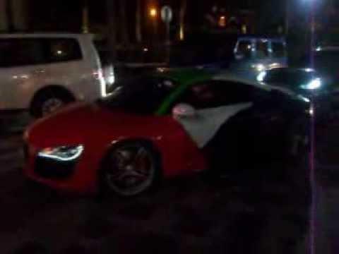 167efbcb24903b UAE R8 V10!! - YouTube