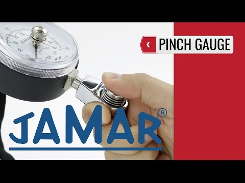 Jamar® Hydraulic Pinch Gauge - Product Video Presentation