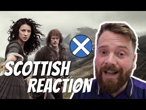 SCOTTISH PEOPLE REACT TO OUTLANDER