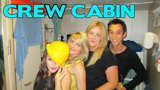 Cover images My Crew Cabin Tour | I Work On A Cruise Ship | Royal Caribbean VLOG