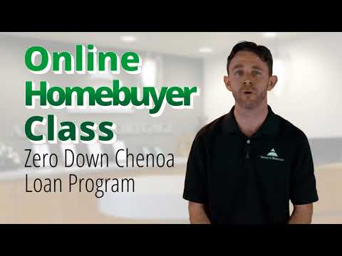 Zero Down Chenoa Loan Program