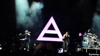 30 Seconds to Mars - Stay (Rihanna Cover ) (Live in Guadalajara)
