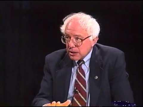 RETN Newsroom: Bernie Sanders (2000)