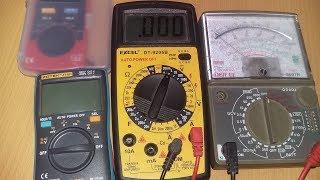 Chia sẻ cách sử dụng đồng hồ đo điện đa năng của Điện Tử Tuyên Quang