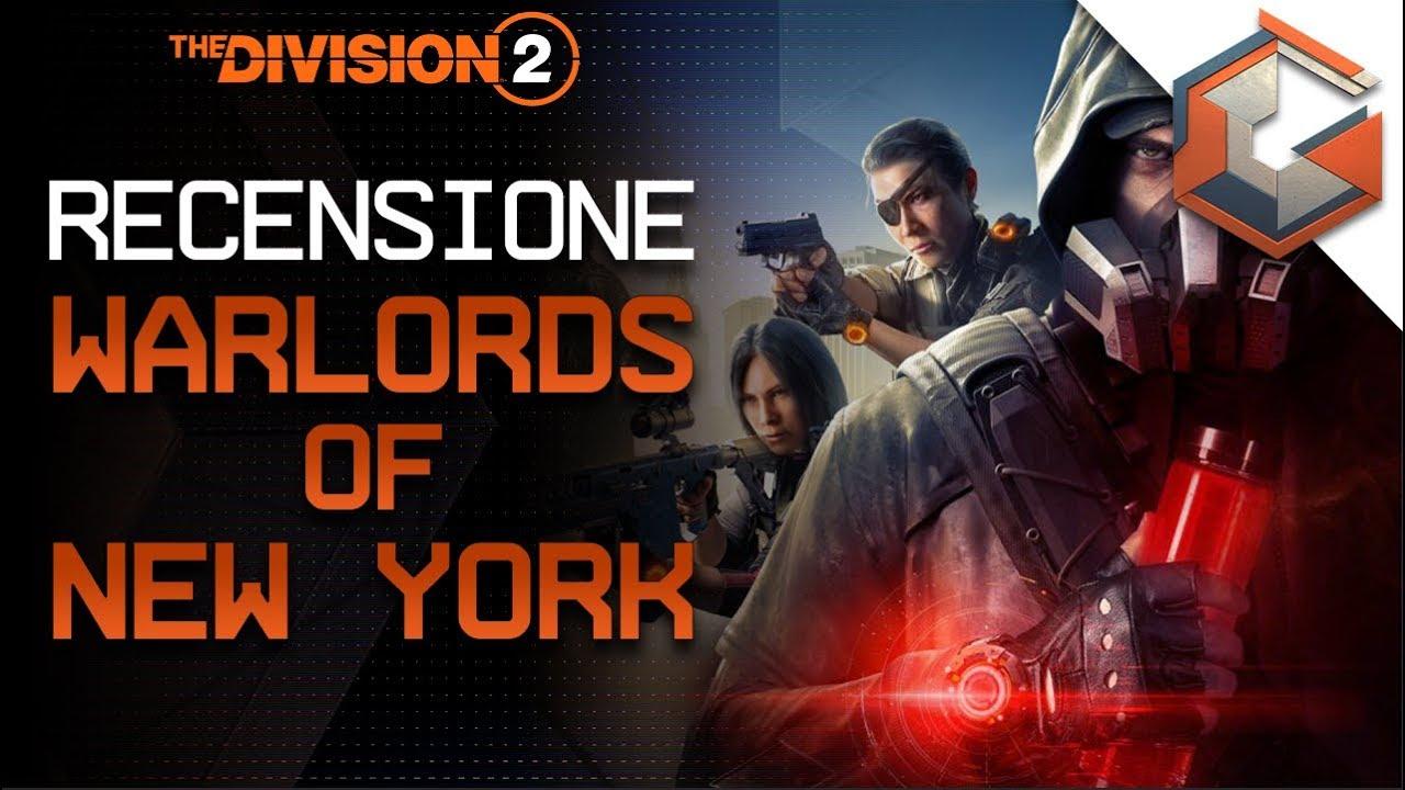 RECENSIONE Warlords Of NEW YORK | Vale la Pena Comprarlo oppure No? (The Division 2)