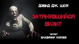 """Аудиокнига: Дэвид Дж. Шоу """"Затянувшийся визит"""". Читает Владимир Князев. Ужасы, сплаттерпанк, хоррор"""