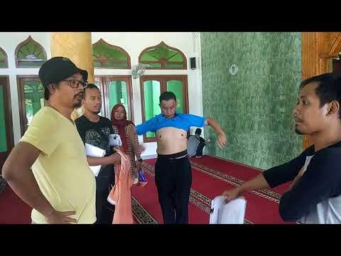 Fatih Di Kampung Jawara Behind The Scene Sutradara Tak Pernah Berada Di Monitor SegitigAcopyright