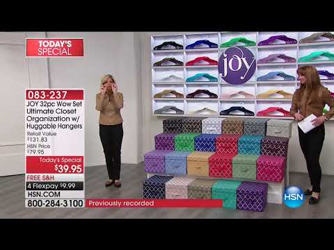 HSN | Joyful Discoveries with Joy Mangano 01.27.2018 - 05 AM