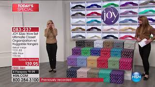 HSN | Joyful Discoveries with Joy Mangano 01.27.2018 - 05 AM