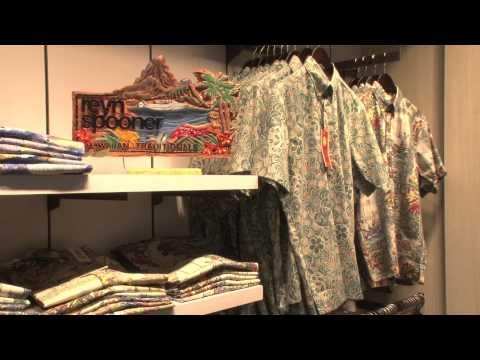 映画わたしのハワイの歩きかた Hawaii ガイドムービー レインスプーナー