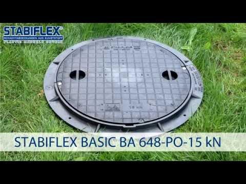 STABIFLEX Teleskop-Schachtabdeckung Einbaufilmиз YouTube · Длительность: 4 мин12 с