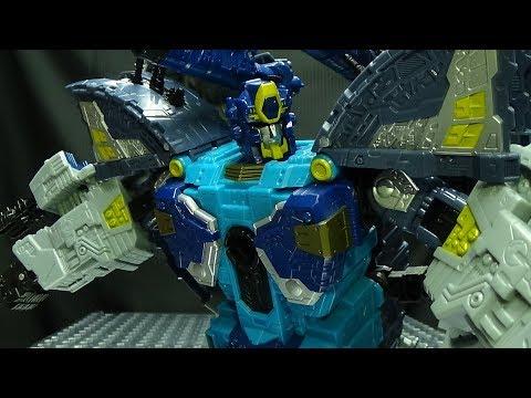 Cybertron PRIMUS: EmGo's Transformers Reviews N' Stuff