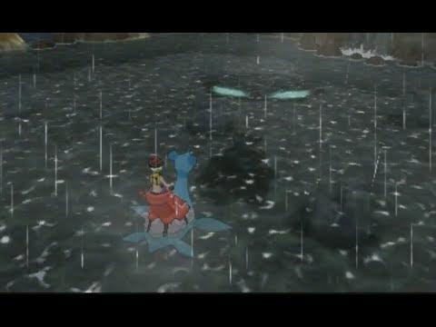 Pokemon Ultra Sun Blind Nuzlocke no Exp Share Part 8 - Dreaded Water Trial