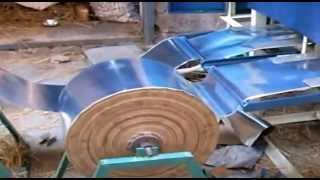 Fully Automatic Paper Plate Making Machine Double Die