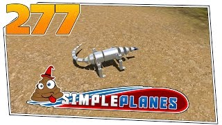 Simple Planes #277 - Urzeitmonstrum | Let's Play Simple Planes german deutsch HD