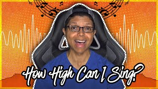 Repeat youtube video How High Can I Sing? - Tay Zonday
