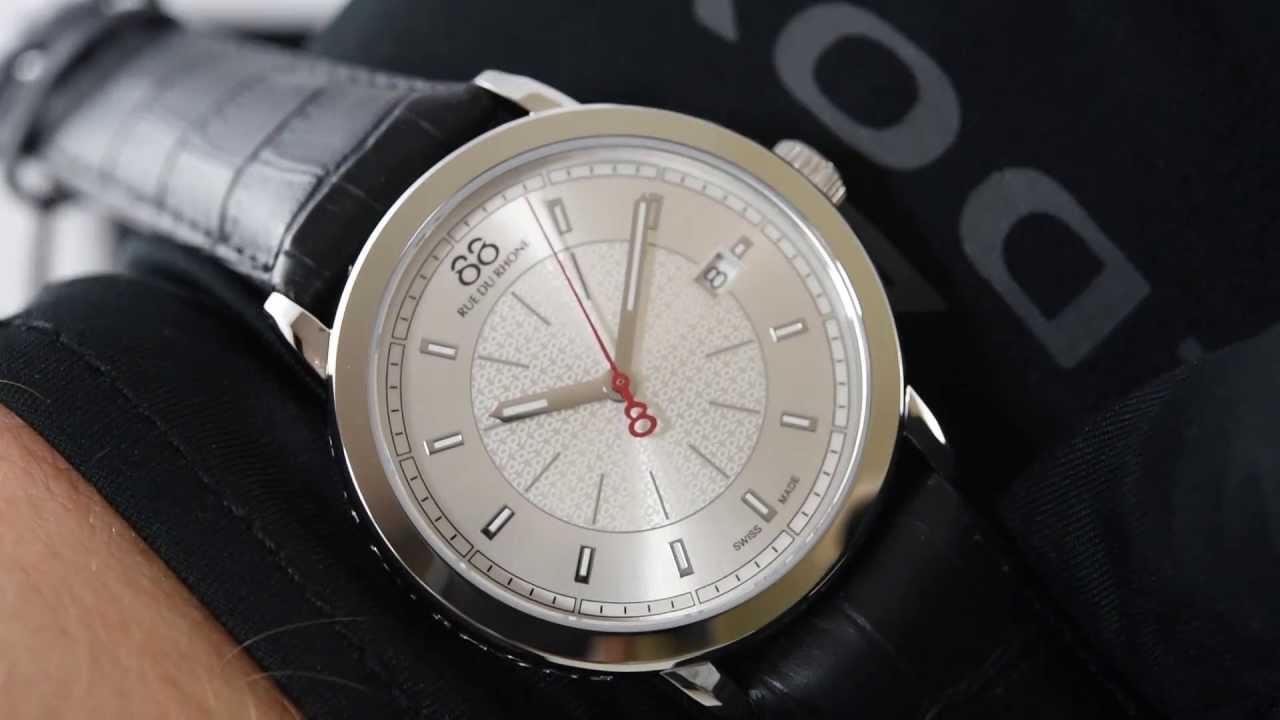 Часы 88 Rue Du Rhone 87WA130011 Часы Casio GA-110GB-1A