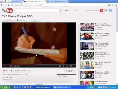 TV PATROL CENTRAL VISAYAS OBB