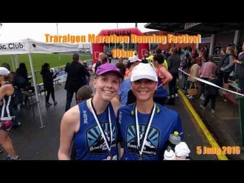 Traralgon Marathon Running Festival 2016