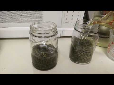 How to make Cannabis Salve/Lotion/Transdermal