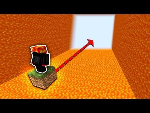 INSANE LAVA PARKOUR! - Видео из Майнкрафт (Minecraft)