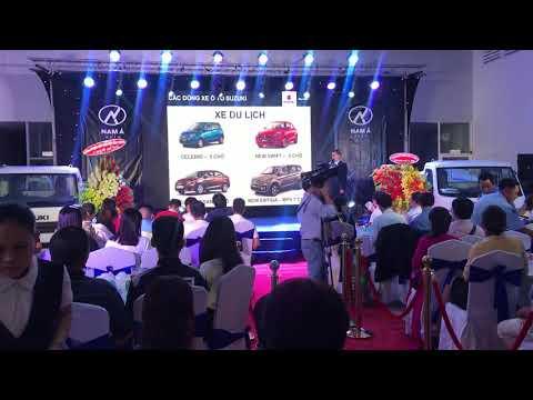 Tổng Giám đốc Suzuki Việt Nam Và Ban Lãnh đạo Suzuki Nam á Cùng Công Bố Suzuki Carry Pro 2019