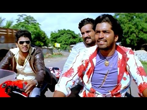 Gamyam Movie || Hilarious Comedy Between Allari Naresh & Rao Ramesh