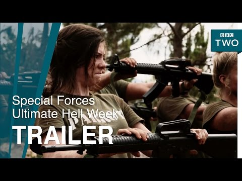 Special Forces: Ultimate Hell Week | Series 2 Trailer - BBC Two