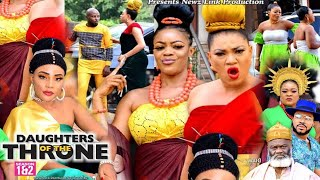 DAUGHTERS OF THE THRONE 1 {NEW HIT MOVIE} - EVE ESIN|QUEENETH HILBERT|2021 LATEST NEW NIGERIAN MOVIE